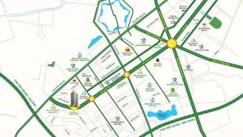 Bắc Ninh sắp ra mắt dự án BĐS chuẩn 4 sao ngay trung tâm thành phố