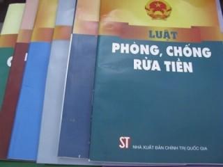 Công bố kết quả đánh giá rủi ro quốc gia về rửa tiền, tài trợ khủng bố của Việt Nam