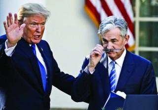 Ông Trump kêu gọi Fed hỗ trợ trong cuộc chiến thương mại