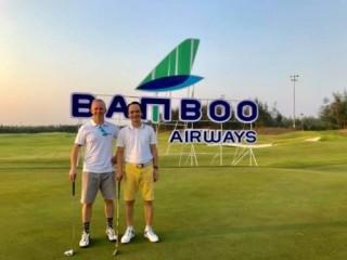 Đại sứ Anh lần đầu tiên chơi golf tại Việt Nam