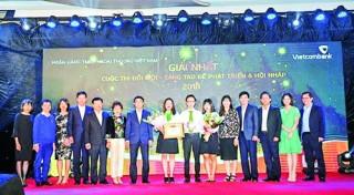 Vietcombank đẩy mạnh các hoạt động khoa học, công nghệ