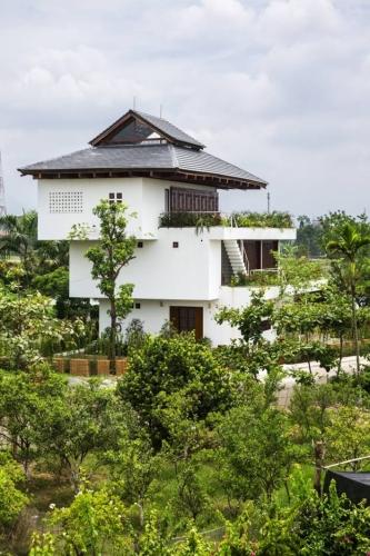 """Công trình """"Step House"""" giành giải thiết kế quốc tế lớn nhất thế giới"""