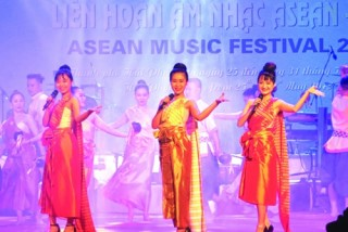 Liên hoan âm nhạc ASEAN 2019: Khi những âm thanh lan tỏa và kết nối
