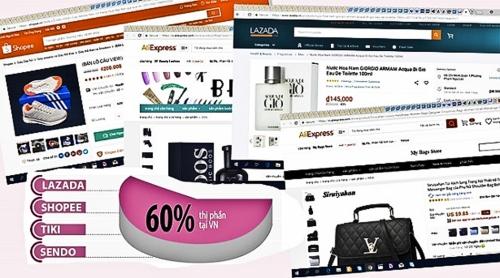 Sàn thương mại điện tử: Hãy vì người tiêu dùng