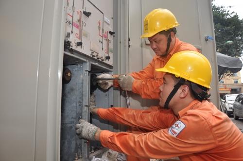 Mở rộng hợp tác về truyền tải điện