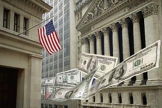 """Mỹ trở thành """"vua nợ"""", nhưng giờ là cần thiết"""