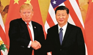 Thế giới lại quay cuồng vì căng thẳng thương mại Mỹ - Trung