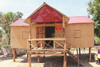 Chung tay xây dựng nhà ở cho hộ nghèo