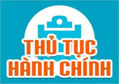 cong bo thu tuc hanh chinh moi ban hanh thuc hien tai bo phan mot cua cua nhnn