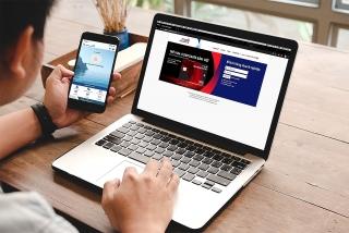 Dịch vụ ngân hàng điện tử: 'Nước tăng lực' cho doanh nghiệp thời Covid-19