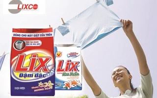 Giá dầu giảm sâu, bột giặt LIX tăng tốc