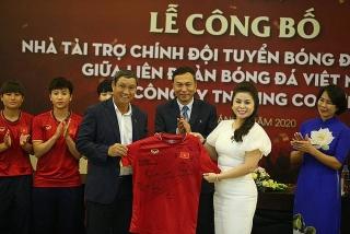 King Coffee đồng hành cùng bóng đá Việt Nam