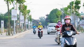 Đường Nguyễn Công Phương, từ con đường khói bụi đến đại lộ cửa ngõ TP. Quảng Ngãi