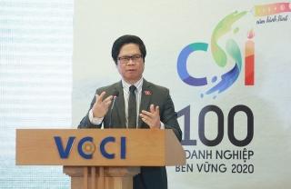 Phát động Chương trình đánh giá, công bố DN bền vững tại Việt Nam năm 2020
