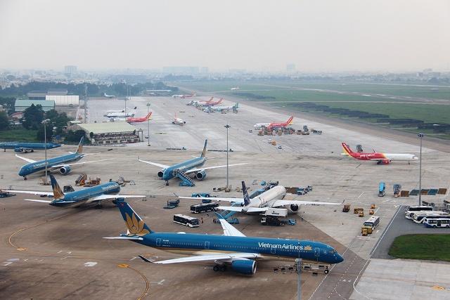 Từ ngày 27/5, giảm nhiều loại phí và lệ phí dịch vụ hàng không