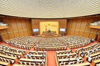 Quốc hội giám sát tối cao việc thực hiện chính sách, pháp luật về phòng, chống xâm hại trẻ em