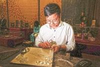 Những người giữ lửa nghề đậu bạc Định Công