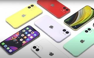 iPhone 12 sẽ ra mắt vào tháng 11
