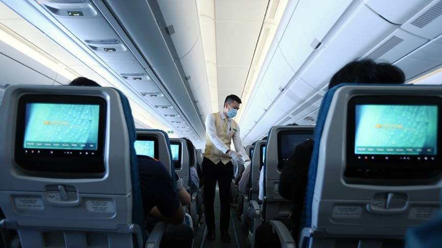 vietnam airlines khoi phuc hoan toan so chuyen bay noi dia