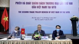 Cập nhật về phiên rà soát chính sách thương mại lần thứ 2của Việt Nam tại WTO