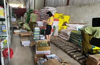 Phát hiện gần 4.000 sản phẩm thuốc bảo vệ thực vật hết hạn sử dụng