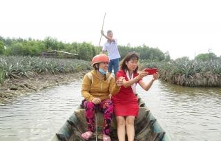 TP.Hồ Chí Minh: Phát triển du lịch nông thôn