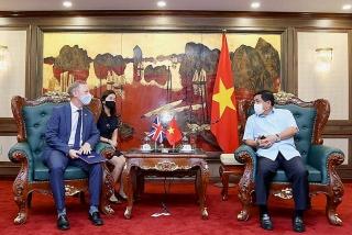 Việt Nam là địa điểm lý tưởng để thu hút thêm đầu tư nước ngoài từ Vương quốc Anh