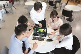Ngân hàng tăng cường bảo mật giao dịch online