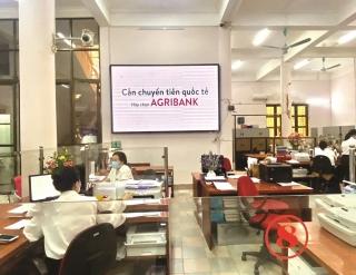 Agribank Chi nhánh Lào Cai II: Góp phần tích cực phát triển kinh tế cửa khẩu