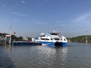 Phòng chống dịch COVID-19: Tạm ngừng tuyến tàu cao tốc TP.HCM - Cần Giờ - Vũng Tàu