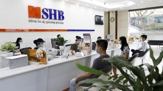 Phát hành hơn 175 triệu cổ phiếu chia cổ tức,SHB nâng vốn điều lệ lên 19.260 tỷ đồng