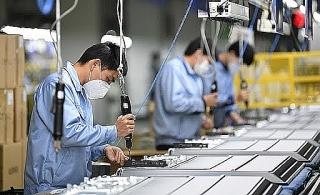 Giảm thâm dụng lao động các ngành công nghiệp