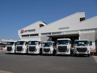 UD Trucks trở lại thị trường Việt Nam