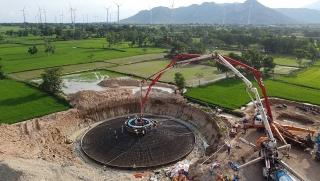 IFC tài trợ xây dựng hai nhà máy điện gió tạimiền Trung
