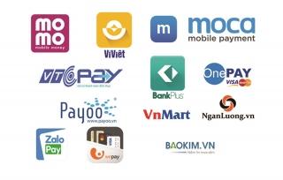 Covid-19: Thêm lực đẩy cho thị trường ví điện tử