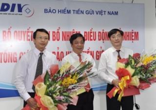 NHNN bổ nhiệm hai Phó Tổng Giám đốc Bảo hiểm tiền gửi Việt Nam
