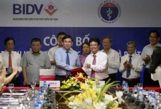 BIDV triển khai gói tín dụng hỗ trợ ngành Y