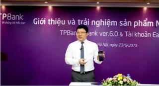 TPBank ra mắt tài khoản EasyLink và eBank phiên bản 6.0