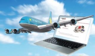 Đặt vé Vietnam Airlines trực tuyến, thanh toán sau 12 giờ với Maritime Bank