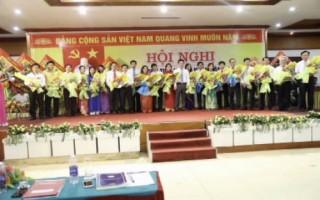 NHNN Hà Tĩnh: Tổ chức Hội nghị điển hình tiên tiến giai đoạn 2010-2015