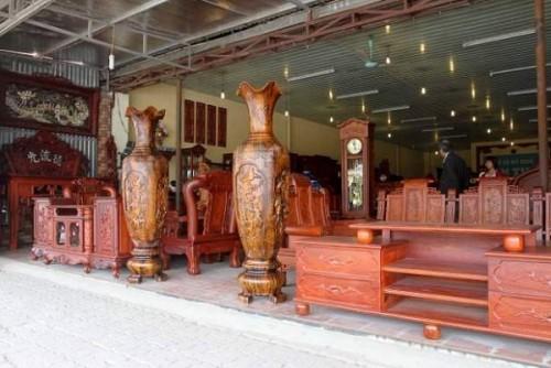 Ra mắt sàn giao dịch điện tử làng nghề Đồng Kỵ