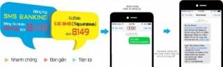Thêm kênh đăng ký SMS Banking tại Eximbank