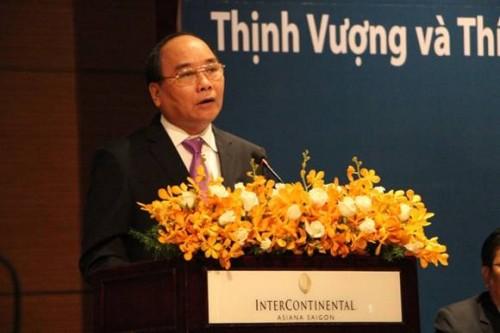 Thủ tướng khai mạc Diễn đàn Đồng bằng Sông Cửu Long 2016