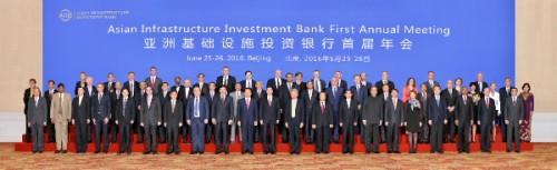 Hội nghị thường niên Hội đồng Thống đốc AIIB thông qua nhiều quyết định quan trọng