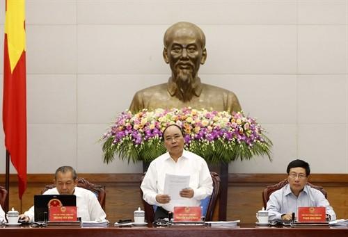Thủ tướng Chính phủ: Cần thảo luận rõ nguyên nhân GDP tăng thấp