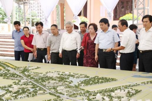 Hơn 4 tỷ USD cho dự án thành phố thông minh tại khu vực Bắc Hà Nội