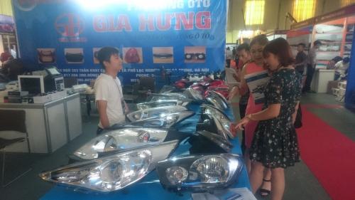 Vietnam AutoExpo 2017 giới thiệu nhiều công nghệ và sản phẩm mới
