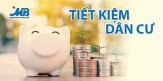 MB bổ sung loại tiền gửi đối với sản phẩm tiết kiệm truyền thống