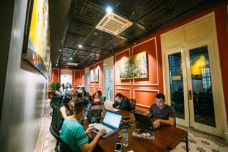 Nguồn cung không gian làm việc chung tại Việt Nam tăng 58%/năm