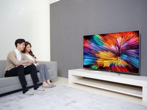LG đưa về thị trường Việt Nam các dòng TV 2017